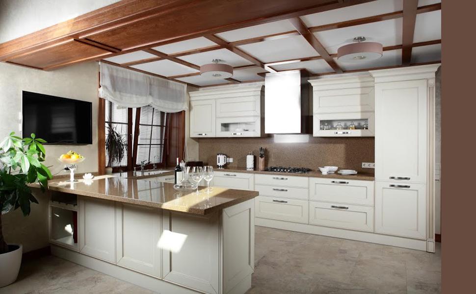 Muebles de cocina en la linea dela concepcion for Cocinas en linea