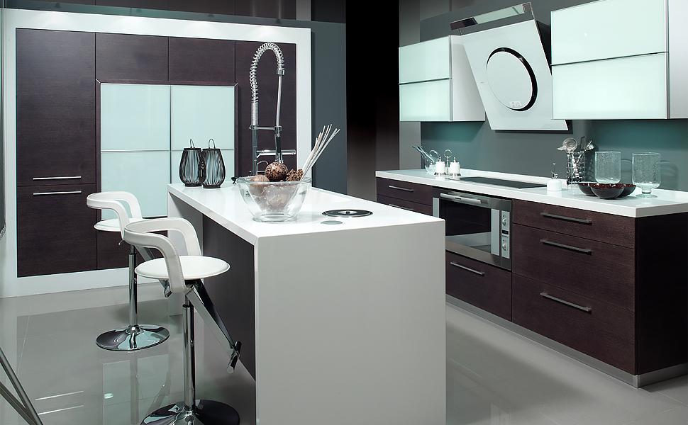 Muebles de cocina en la linea dela concepcion for Disenar cocinas integrales en linea